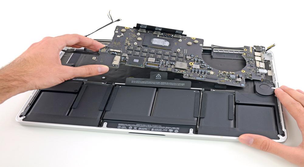 Riparazione MacBook